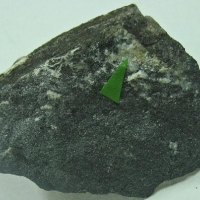Diopside In Calcite