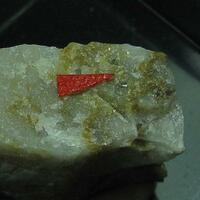 Mummeite & Friedrichite & Hammarite