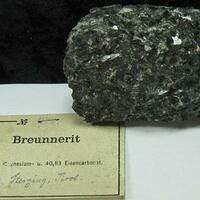 Breunnerite
