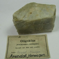 Oligoclase