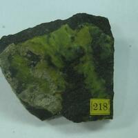 Antigorite Var Picrolite