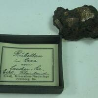 Biotite Var Rubellan