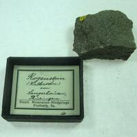 Calcite Var Rogenstein