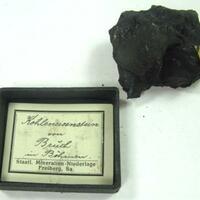 Siderite & Coal