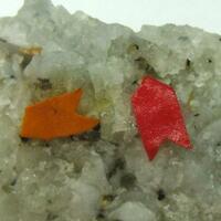 Uranopolycrase & Foitite