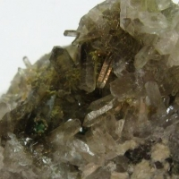 Wulfenite & Torbernite