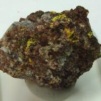 Thorogummite & Synchysite-(Y)