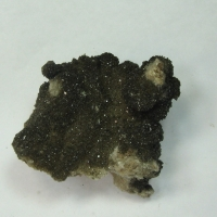 Todorokite On Colemanite