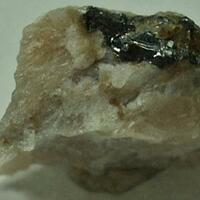 Clinohedrite & Franklinite
