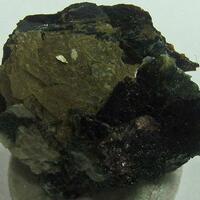 Delhayelite & Hisingerite