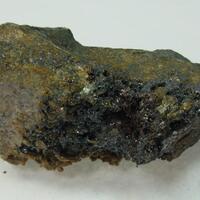 Richterite & Hematite