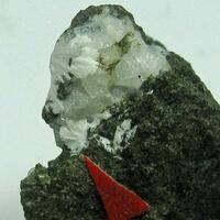 Tetranatrolite & Phillipsite