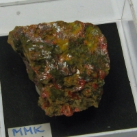 Vauquelinite & Crocoite