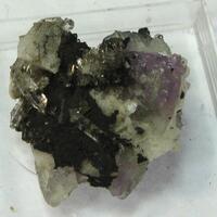 Creedite & Fluorite