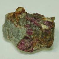 Rhodizite & Liddicoatite