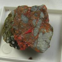 Thalliumpharmacosiderite & Raguinite & Lorándite