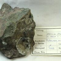 Stilbite & Chabazite & Calcite