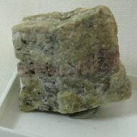 Cancrinite & Natrolite