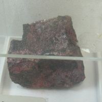 Native Mercury & Cinnabar