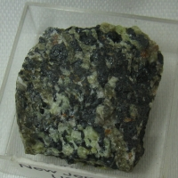Willemite & Franklinite