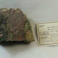 Gadolinite & Synchisite