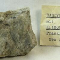 Hardystonite & Clinohedrite