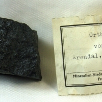 Allanite-(Ce) Var Allanite Group