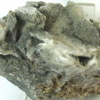 Chlorite On Calcite