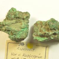 Malachite Var Asperolite