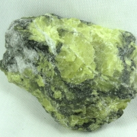 Native Sulphur In Gypsum