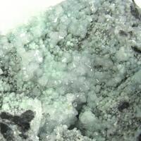 Fluellite On Variscite