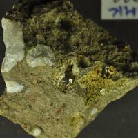 Herschelite & Analcime & Calcite