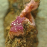 Roselite & Spherocobaltite