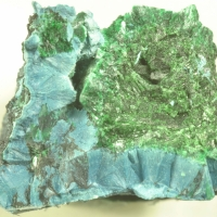 Shattuckite & Heterogenite