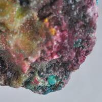Chalcomenite & Cobaltomenite