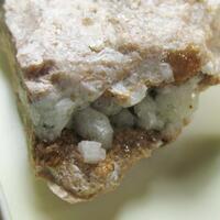 Grossular & Chabazite