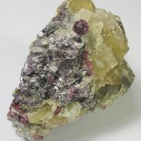 Rubellite & Lepidolite