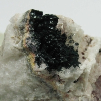 Hematite On Calcite