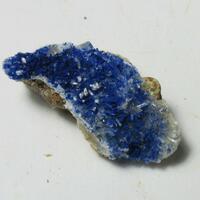 Azurite & Gypsum