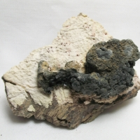 Safflorite & Native Arsenic