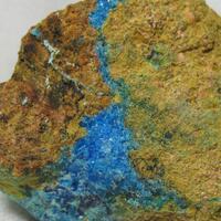 Metavoltine & Chalcanthite