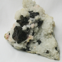 Sphalerite & Calcite