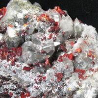 Realgar & Picropharmacolite & Calcite