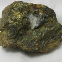 Mercurian Tetrahedrite & Chalcopyrite