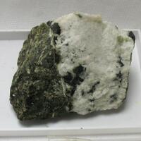 Pumpellyite & Analcime & Datolite