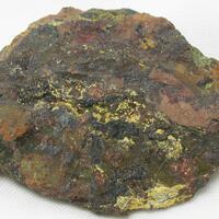 Eleonorite & Cacoxenite & Strengite