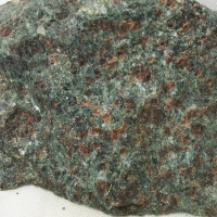 Omphacite & Pyrope