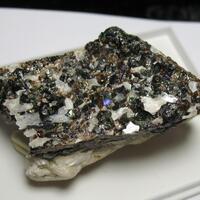 Grossular & Wollastonite & Diopside