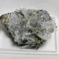 Quartz & Sphalerite & Pyrite