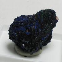 Azurite & Malachite Psm Calcite